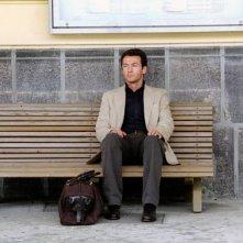 Alessio Boni in una scena del film Viaggio segreto del 2006