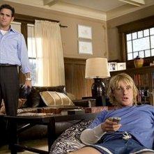 Matt Dillon ed Owen Wilson in una sequenza di You, Me and Dupree