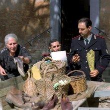 Neri Marcorè in una immagine del film Baciami piccina