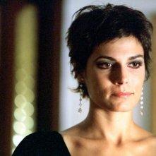 La bella Valeria Solarino in una scena del film Viaggio Segreto