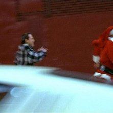 Roy Scheider e Gene Hackman in una scena di IL BRACCIO VIOLENTO DELLA LEGGE