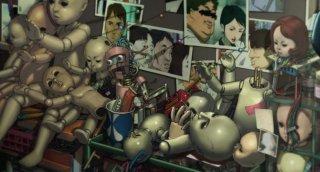 Una scena del cartoon Paprika