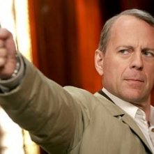 Bruce Willis in Slevin - Patto criminale del 2005