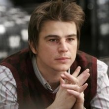 Primo piano di Josh Hartnett in Slevin - Patto criminale