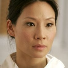 Primo piano di Lucy Liu in Slevin - Patto criminale