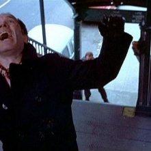 Marcel Bozzuffi e Gene Hackman in una scena di IL BRACCIO VIOLENTO DELLA LEGGE