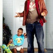 Marlon Wayans e Shawn Wayans in Quel nano infame