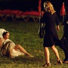 Una scena di Fallen