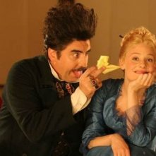 Alfred Molina e Romola Garai in As You Like IT