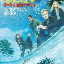 La locandina di CSI Miami