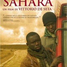 La locandina di Lettere dal Sahara