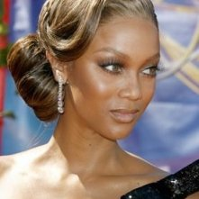 Tyra Banks sul red carpet degli Emmy 2006
