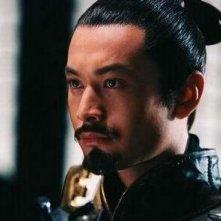 Huang Xiaoming in una scena del film The Banquet