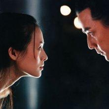 Zhang Ziyi e Daniel Wu in una scena del film The Banquet
