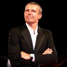 Lambert Wilson a Venezia 2006 per presentare il film Private Fears in Public Places