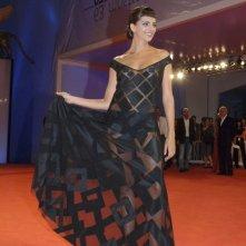Macarena Gomez a Venezia 2006 per presentare il film Para entrar a vivir