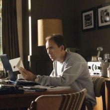 Nicolas Cage in una sequenza del film The Wicker Man