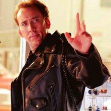 Nicolas Cage in una immagine del film The Wicker Man