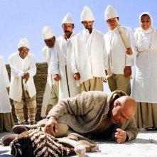 Una scena del film Baaz ham sib daari?