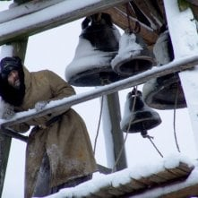 Una scena del film russo L'isola - Ostrov