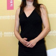 Barbara Albert a Venezia 2006 per presentare Falling