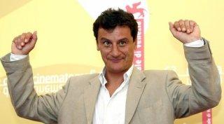 Giorgio Tirabassi a Venezia 2006 per presentare Non prendere impegni stasera