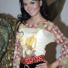Artika Sari Devi a Venezia 2006 per presentare il film Opera Jawa