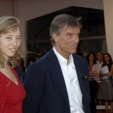 Isild Le Besco e Benoit Jacquot in una scena del film L'intouchable