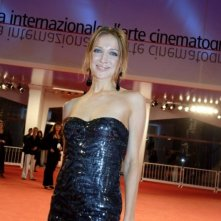 Kate Beahan a Venezia 2006 per il film The Wicker Man