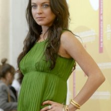 Lindsay Lohan a Venezia 2006 per presentare il film Bobby (2006)