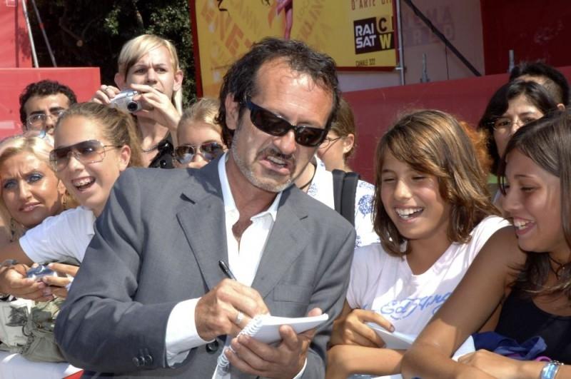 Rocco Papaleo A Venezia 2006 Per Presentare Non Prendere Impegni Stasera 30266