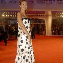 Svetlana Metkina a Venezia 2006 per presentare il film di Bobby