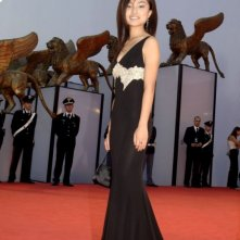 Tai Ling a Venezia 2006 per presentare il film La stella che non c'è