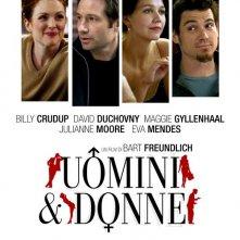 La locandina italiana di Uomini & donne - Tutti dovrebbero venire... almeno una volta