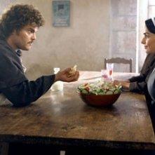 Jack Black ed Ana de la Reguera in una scena di Super Nacho