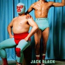 Jack Black ed Hector Jimenez in un'immagine promo per Super Nacho