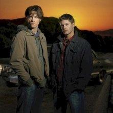 Un'immagine promozionale di Supernatural