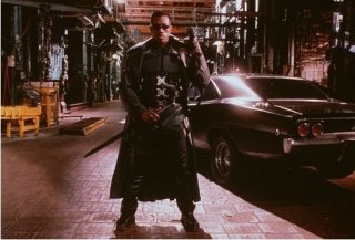 Wesley Snipes in 'Blade'