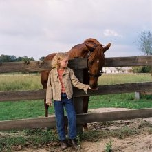 Dakota Fanning in una foto promo per Dreamer - La strada per la vittoria