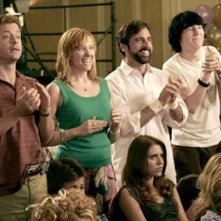 Greg Kinnear, Toni Collette, Steve Carell ePaul Dano in Little Miss Sunshine