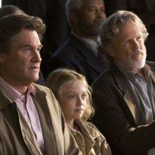 Kurt Russell, Kris Kristofferson e Dakota Fanning in Dreamer - La strada per la vittoria