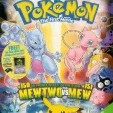 La locandina di Pokemon - Il film