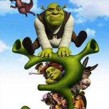 Locandina di Shrek the Third