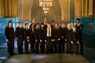 Una scena di Harry Potter e l'Ordine della Fenice