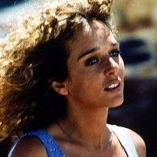 Una splendida Valeria Golino  in una scena del film Respiro