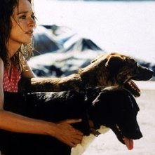 Valeria Golino  in una scena del film Respiro