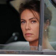 Elena Sofia Ricci in una scena della fiction 'Giovanni Falcone'