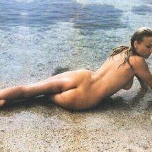 Barbara Bouchet, splendida sirena nuda del cinema sexy degli anni '70