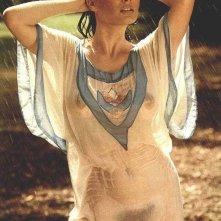 maliziose trasparenze per Edwige Fenech, icona del cinema sexy degli anni '70 e '80