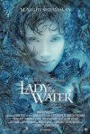 La locandina italiana di Lady in the Water